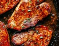 Easy Honey Garlic Pork Chops