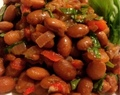 Italian Warm Bean Salad