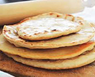Pita bread with thermomix