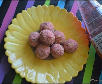 Rose Rava Laddu