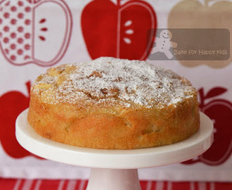 Apple Cinnamon Custard Cake (Curtis Stone)