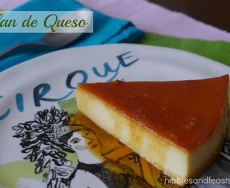 Flan de Queso | Cream Cheese Flan