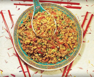 Fried Rice Chao Fan recipe