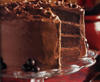 Southern Living featured my Delta Mocha Chiffon Cake - a great holiday dessert if you want your guests to rave!