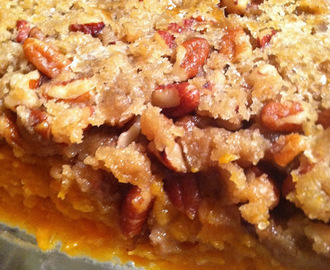 Sweet Potato Praline - no one has ever said their sweet potato casserole was better! It's my Mother's prized recipe!