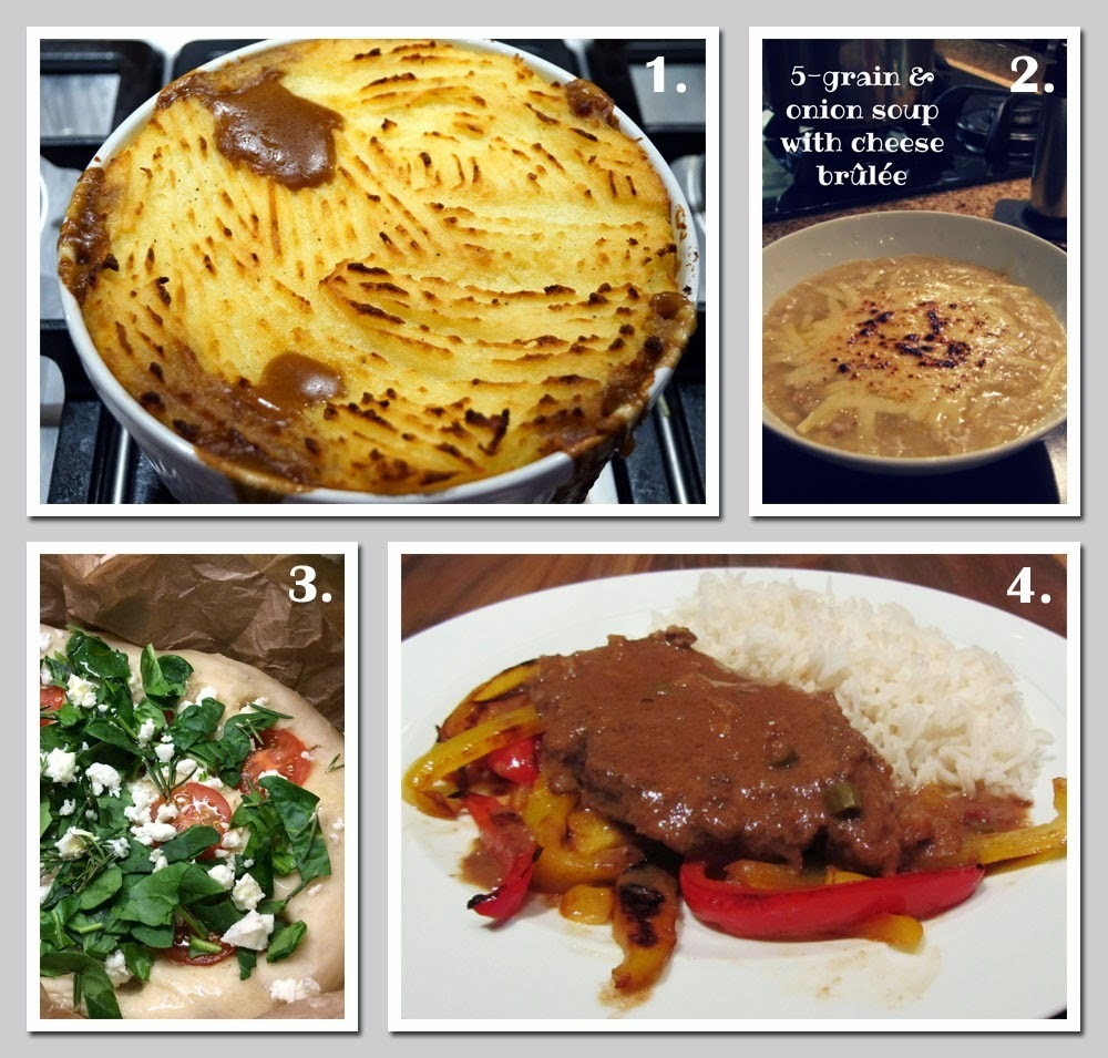 From Pies to Puddings: The February Slow Cooked Challenge Round Up