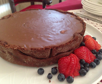 Easy Amaretto Chocolate Tart Tom Kerridge Recipe