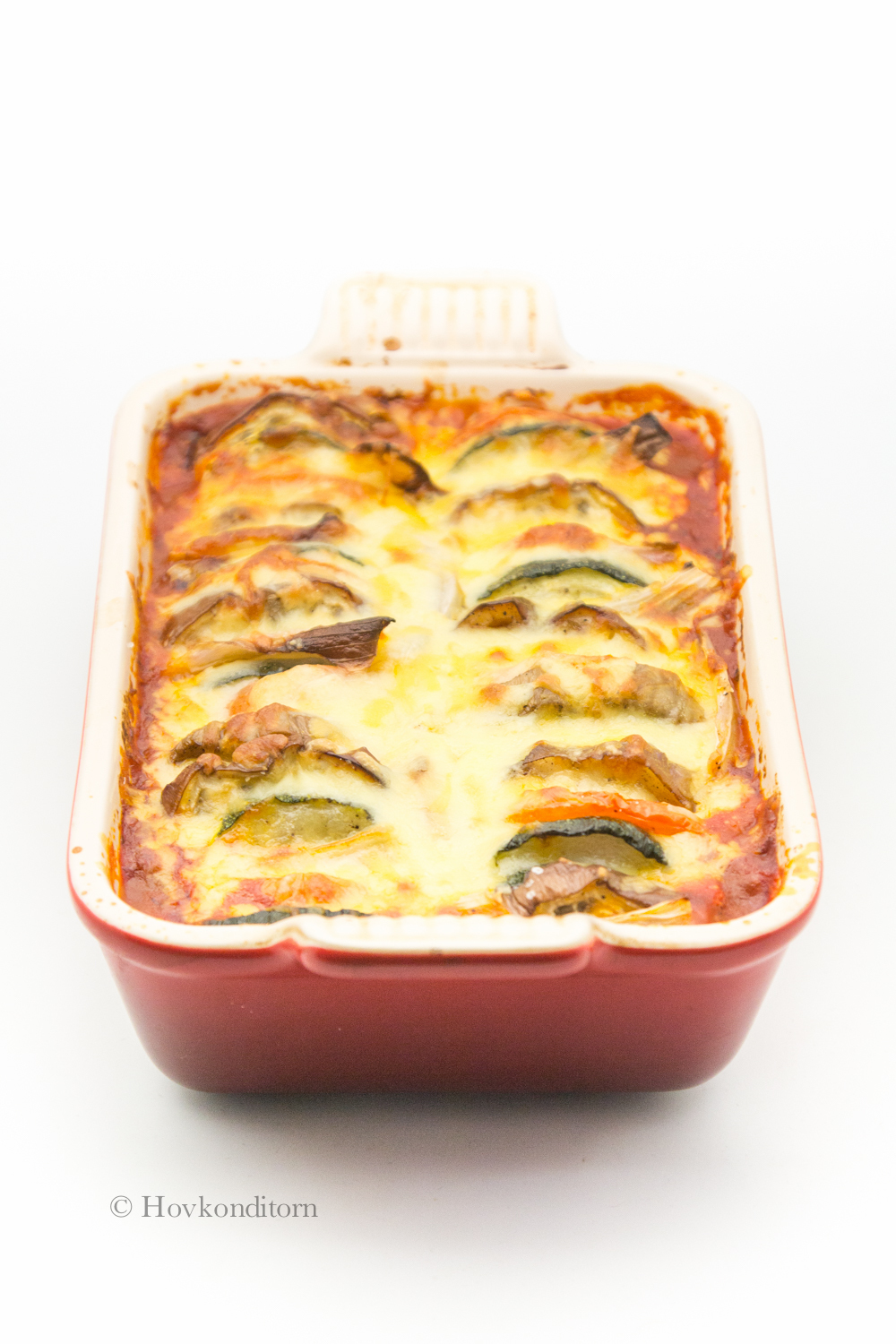 Vegetable Tomato Bake