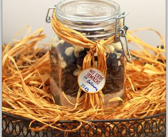Brownies aus dem Glas (Kuchen im Glas) – Happy Birthday Senor Lopez