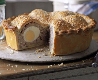 British Pie Week – Scotch Egg Pie