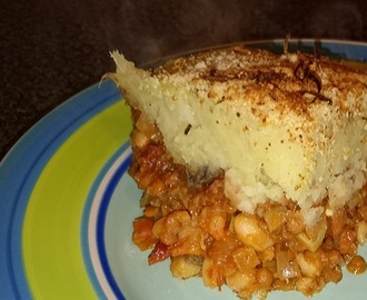 Meatless Monday: Vegan Shepherd's Pie