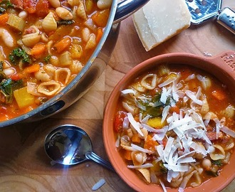 * Winter Minestrone