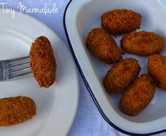 Christmas Leftovers Croquettes
