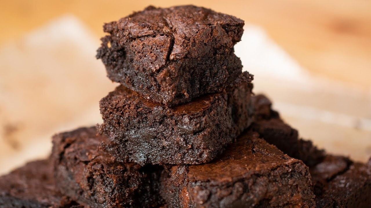 The Best One-Bowl Brownies