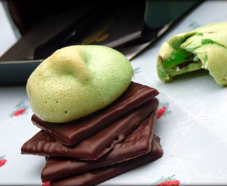 After Eight Meringues