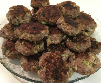 Easy And Delicious Meat, Veggies And Oats Hamburguer