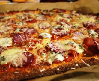 "LowCarb Pizza ""Pino"""