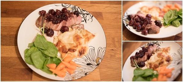 Canned Food UK – Duck in Cherry Sauce Recipe