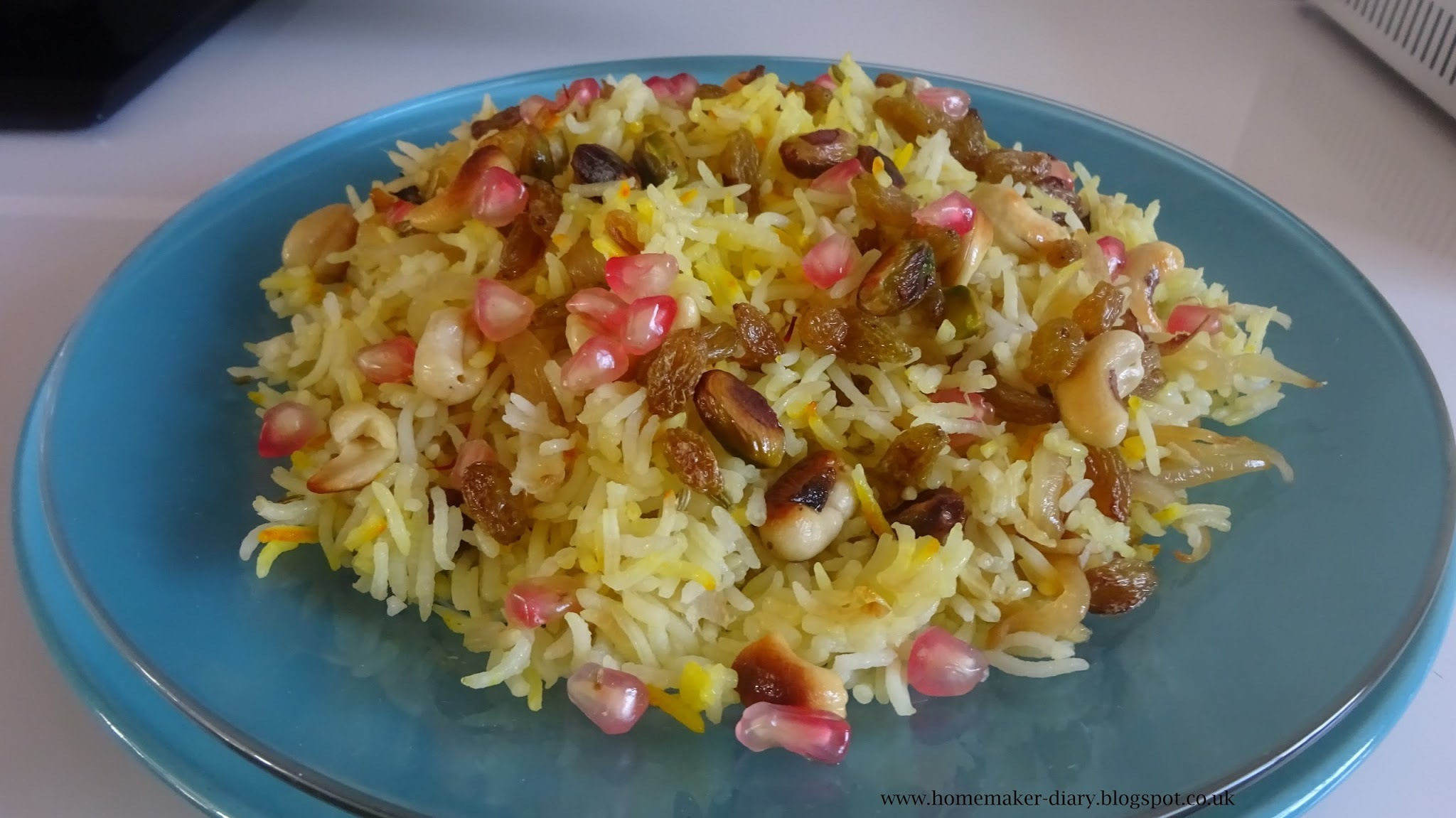 How To Make Kashmiri Pulao