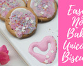 Easy No Bake Unicorn Biscuits