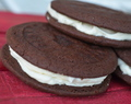 Scratch Made Jumbo Oreos- Love in a Cookie Form!