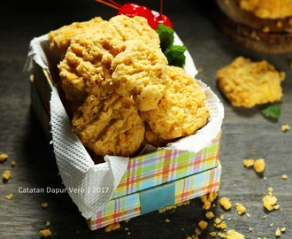 CORNFLAKES BUTTER COOKIES