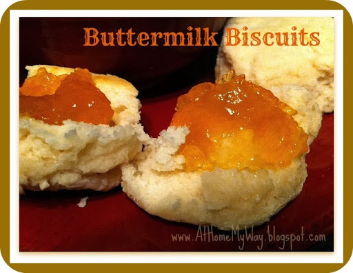 Buttermilk Biscuits - Just like Cracker Barrel!