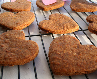 Sugar Cookies (Dairy, Egg, Gluten, Nut and Refined Sugar Free)