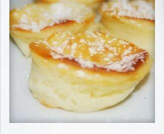 Pastelitos de Yogurt