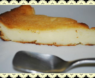 Tarta de queso (Philadelphia o similar)