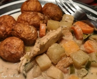 Slimming World Friendly Recipe :- Creamy Chicken Casserole