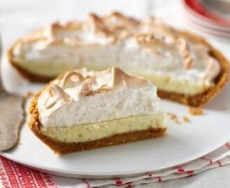 British Pie Week – Key Lime Pie