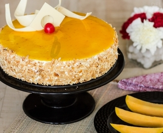 Try This Simple Mango Fruit Cake Recipe by Your Own