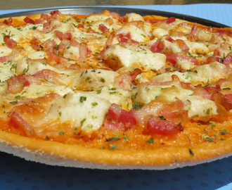 Pizza Domino´s Thermomix