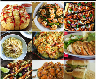 20 Quick & Easy Meals In 30 minutes Or Less