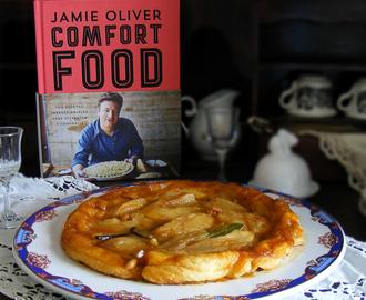 Recetas de postres jamie oliver mytaste tarta tatn de pera comfort food de jamie oliver forumfinder Image collections