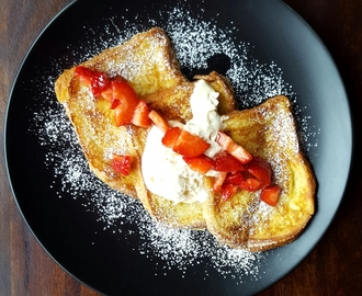 French Toast – Two Ways!