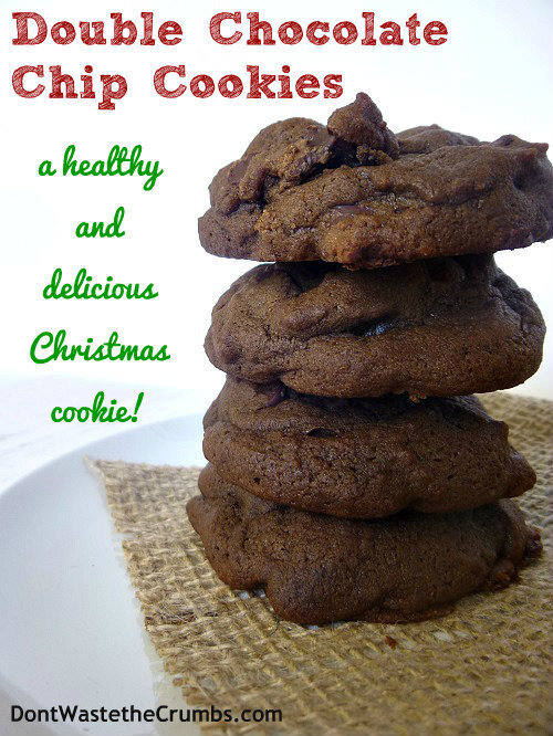 Looking for a Healthy Christmas Cookie Recipe?  I've Got You Covered!!