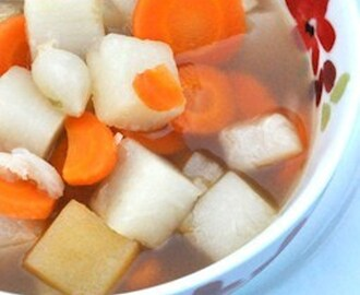 Soup Maker Recipe: Pickled Onion and Celery Soup