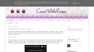 CornerWithRecipes
