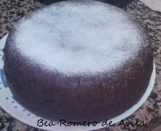 Bizcocho Chocolate en Olla GM y Thermomix