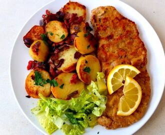 How to make Viennese Schnitzel