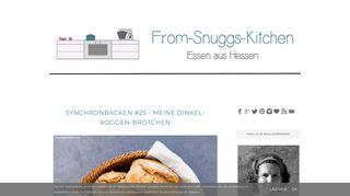 From snuggs kitchen