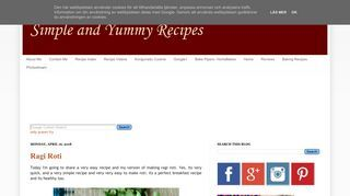 Simple and Yummy Recipes
