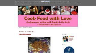 Cook Food with Love