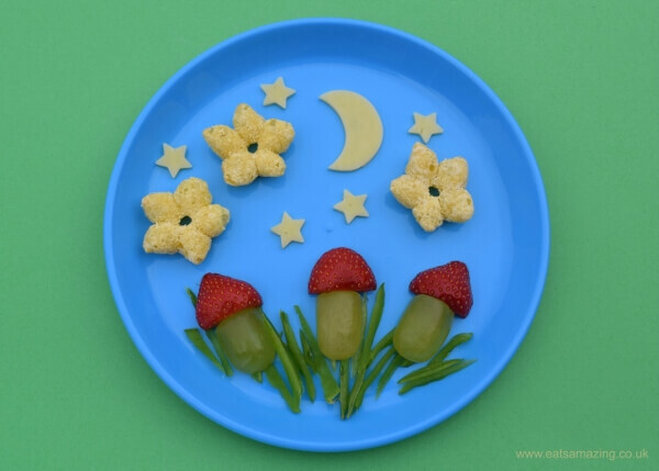 Fun and Easy Food Art for Babies & Toddlers