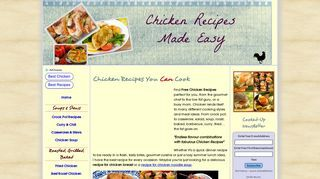 Chicken Recipes Made Easy