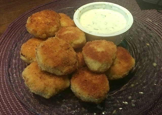 Nuggets de poulet - by Claire -