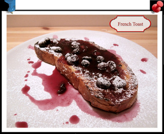 Nigella Lawson: doughnut french toast