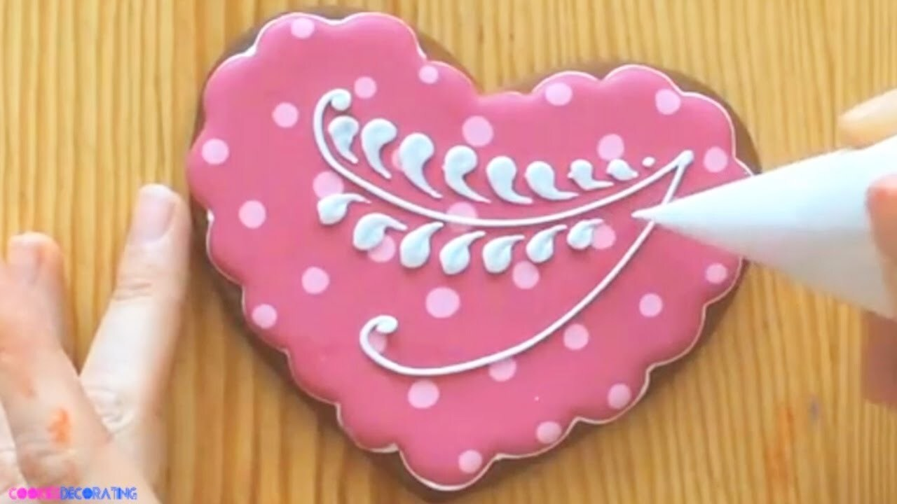TOP 30 Cookies Hand crafted Tutorial #CookiesDecorating